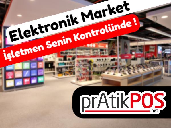 Elektronik-Market Anasayfa